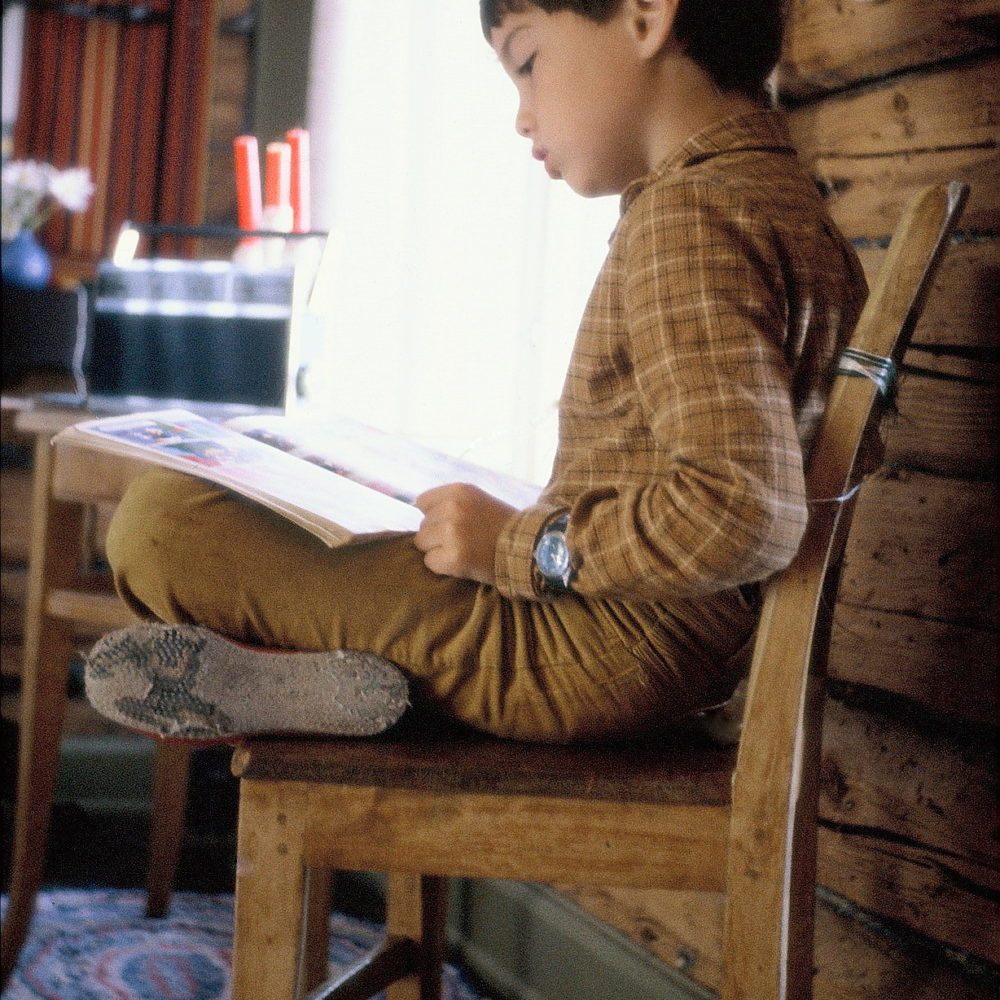Nurture Literacy: Start a Family Reading Tradition