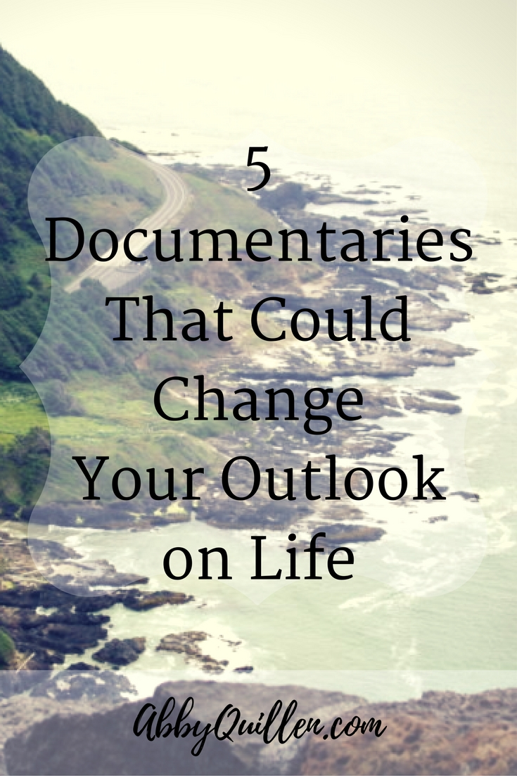 5 Documentaries That Could Change Your Outlook on Life #documentaries