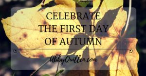 9 Simple (and Free) Ways to Celebrate the First Day of Autumn
