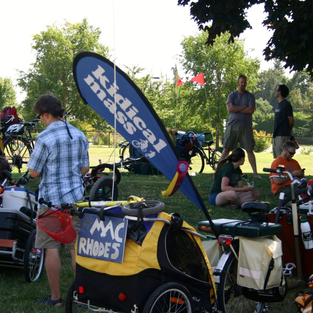 When Bicycle Trailers are Outlawed…