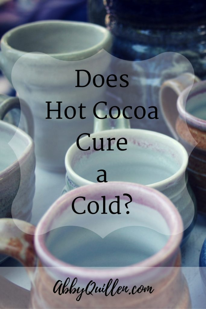 Does hot cocoa cure a cold? #health #medicine