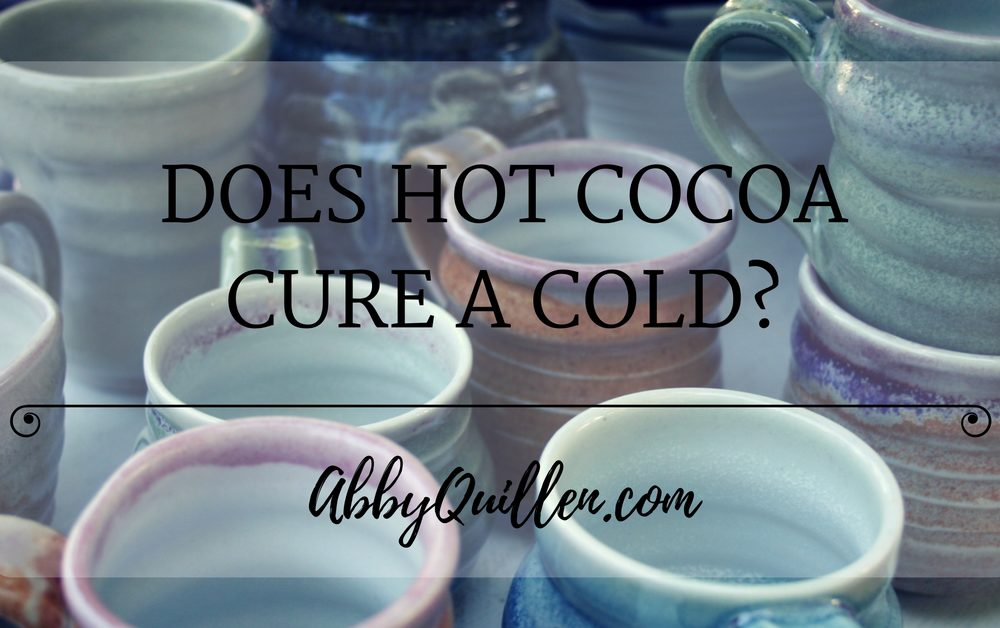 Does Hot Cocoa Cure a Cold?