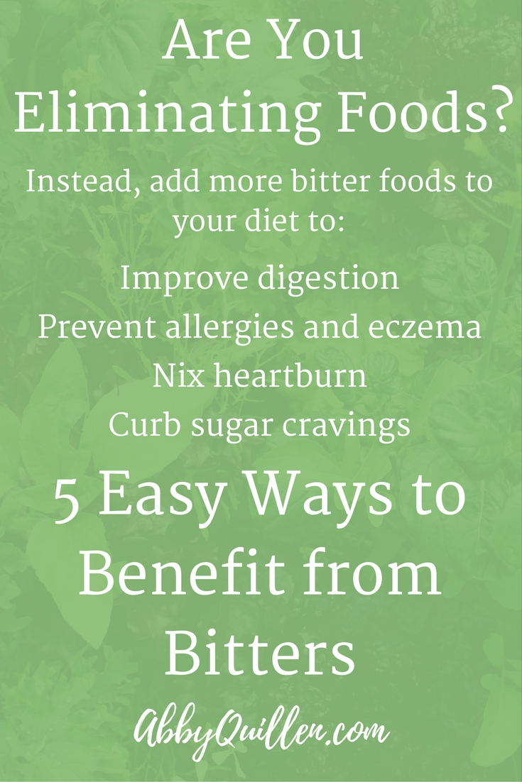 5 Easy Ways to Benefit from Bitters #health #wellness(1)