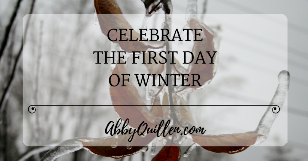 Simple (and Free) Ways to Celebrate the First Day of Winter