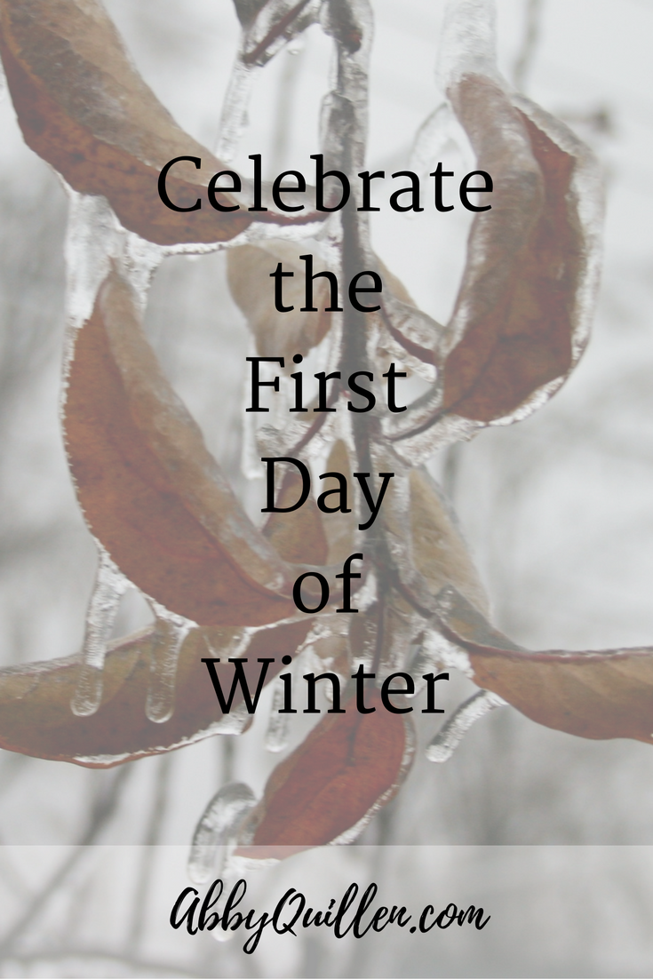 Celebrate the first day of winter #winter #wintersolstice